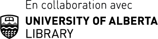 En collaboration avec University of Alberta Library