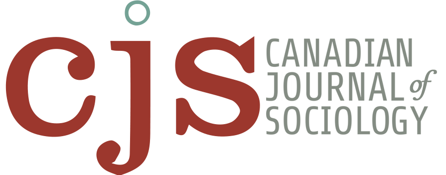 Canadian Journal of Sociology