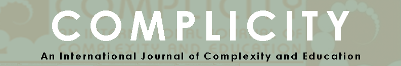 Complicity: An International Journal of Complexity and Education