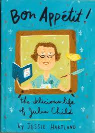 Bon Appetit: the delicious life of Julia Childs