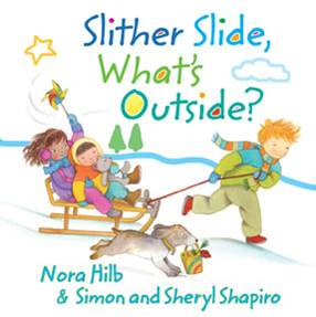 Slither and slide: what's outside?