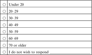 Appendix A: Question 16