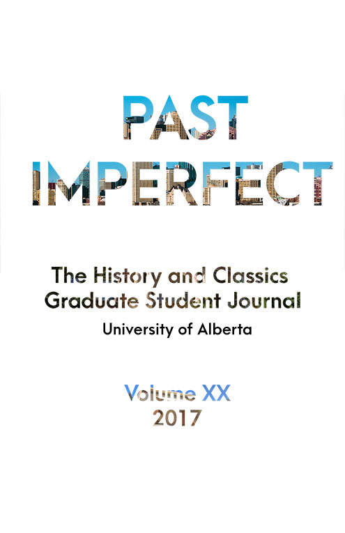 Past Imperfect Volume XX